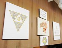 "1st Solo Exhibition ""#yukakotanaka"""