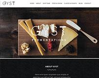 GYST Fermentation Bar Concept