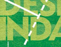 Design Indaba 2010 Pop-up Magazine Cover