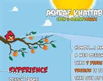 Angry Birds CV :)