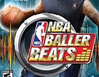 NBA Baller Beats XBOX 360 Kinect