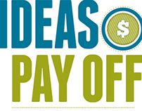 Ideas Pay Off Logo