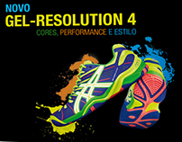 ASICS Gel-Resolution