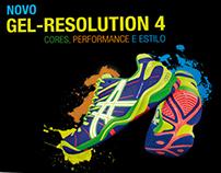 ASICS Gel-Resolution