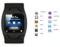 The World's Smartest iPod Nano 6g Wristband