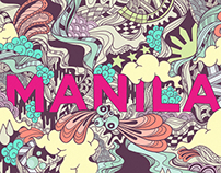 MANILA - Typography Project