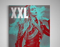 XXL Magazine Cover Concepts
