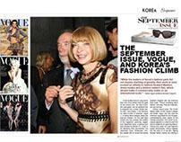The September Issue, Vogue, and Korea's Fashion Climb