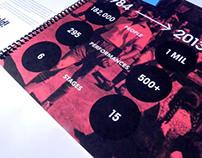 Musikfest Rebranding [Corporate Identity]