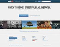 IndieFlix redesign