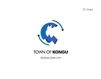 TOWN OF KONGU (Smart City Logo - Entry)
