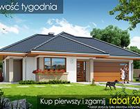 Projekt domu Dom na miarę 2