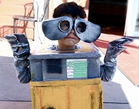 Fabrication: WALL-E Costume