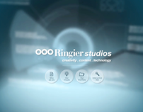 Ringier Studio App - Intro video.