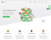 Aimtiazat - IT Company Website