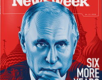 Newsweek: April 13th Cover