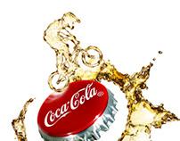 Key-visual for Coca cola sport fest.