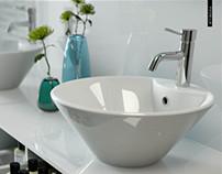 Bathroom CGI project