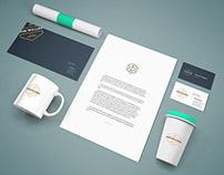 Branding Stationery Mockup