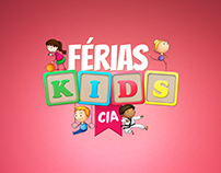 Férias Kids Cia Athletica