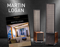 MARTIN LOGAN brochure