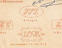 Antoinette Monogrammes