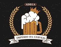 BRANDING - ADEGA IMPÉRIO DA CERVEJA