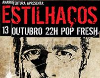ESTILHAÇOS de Adolfo Luxúria Canibal