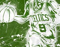 NBA posters - RAREINK