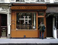 Identité Henry cordonnier