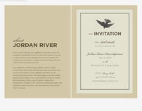Jordan River Invitation