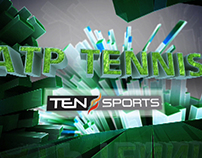 ATP Tennis on Ten