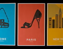 Fashion Week Posters