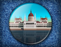 City buttons