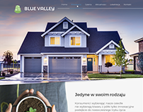 Web Design - Blue Valley