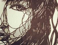 cut paper art 003