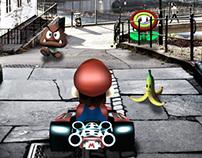 Mario Kart Bergen Circuit