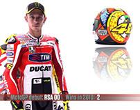 MotoGP Rider's Profile (2011)