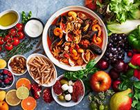 The Feast of Mediterranean Food