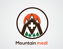 Mountain Medi logo