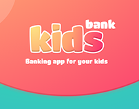Kids Bank - Banking app for your kids