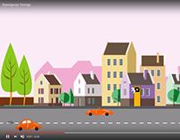 Nawigacja Orange - promo animation