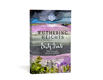 Emily Brontë - Wuthering Heights Cover