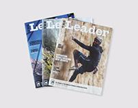 NOLS // The Leader Magazine