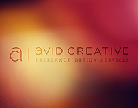 Avid Creative Rebrand