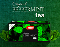 Caribbean Dream - Original Peppermint Tea Redesign