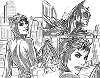 COMIC: Catwoman sample 2015
