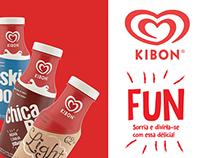 Bebida Láctea FUN - KIBON
