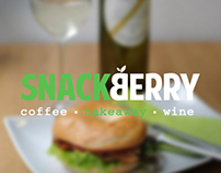 SnackBerry branding