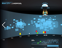 Man City Social Meda App